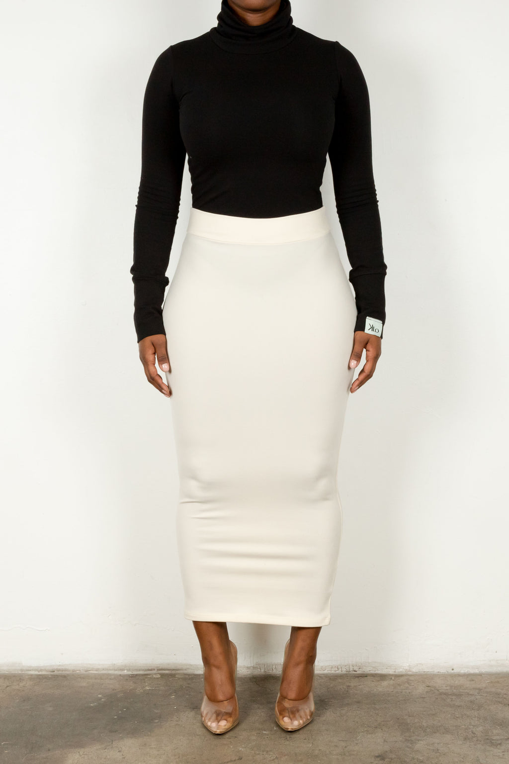 Grace skirt (Cream)