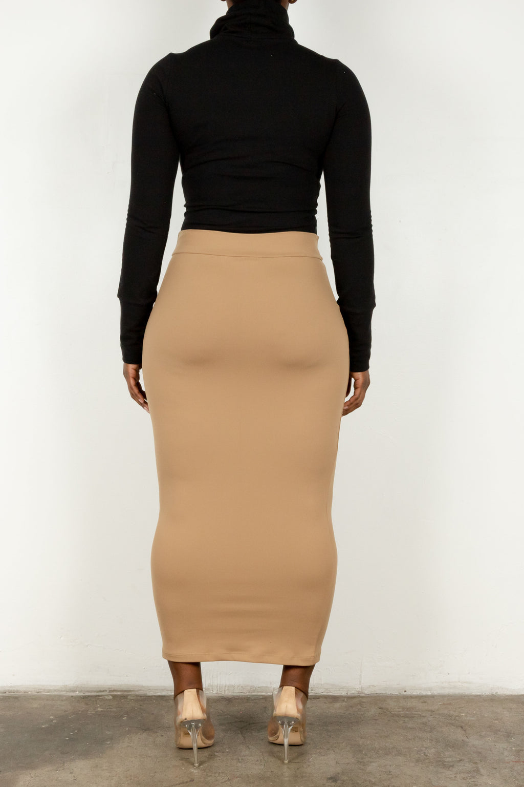 Grace skirt (Khaki)