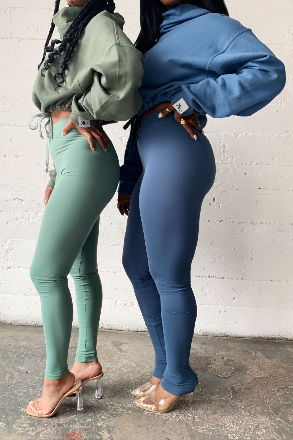 Thea Leggings (Jade)