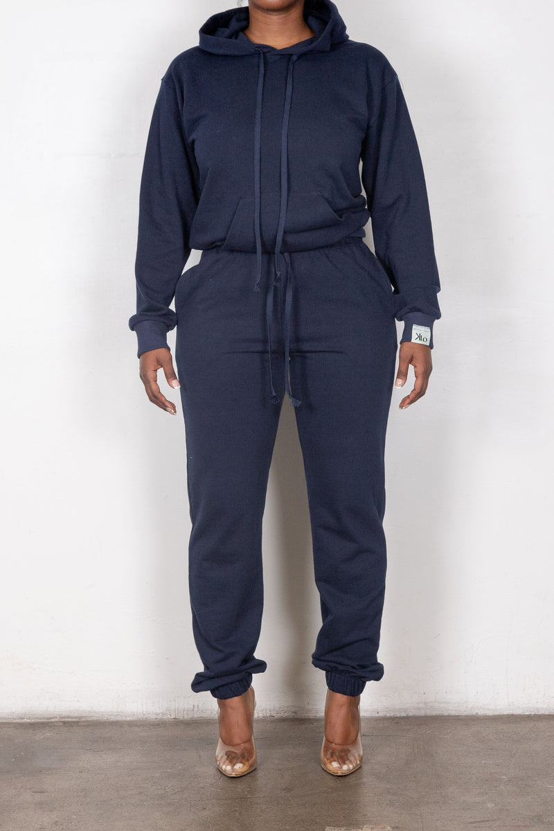 Lee Set (Navy)