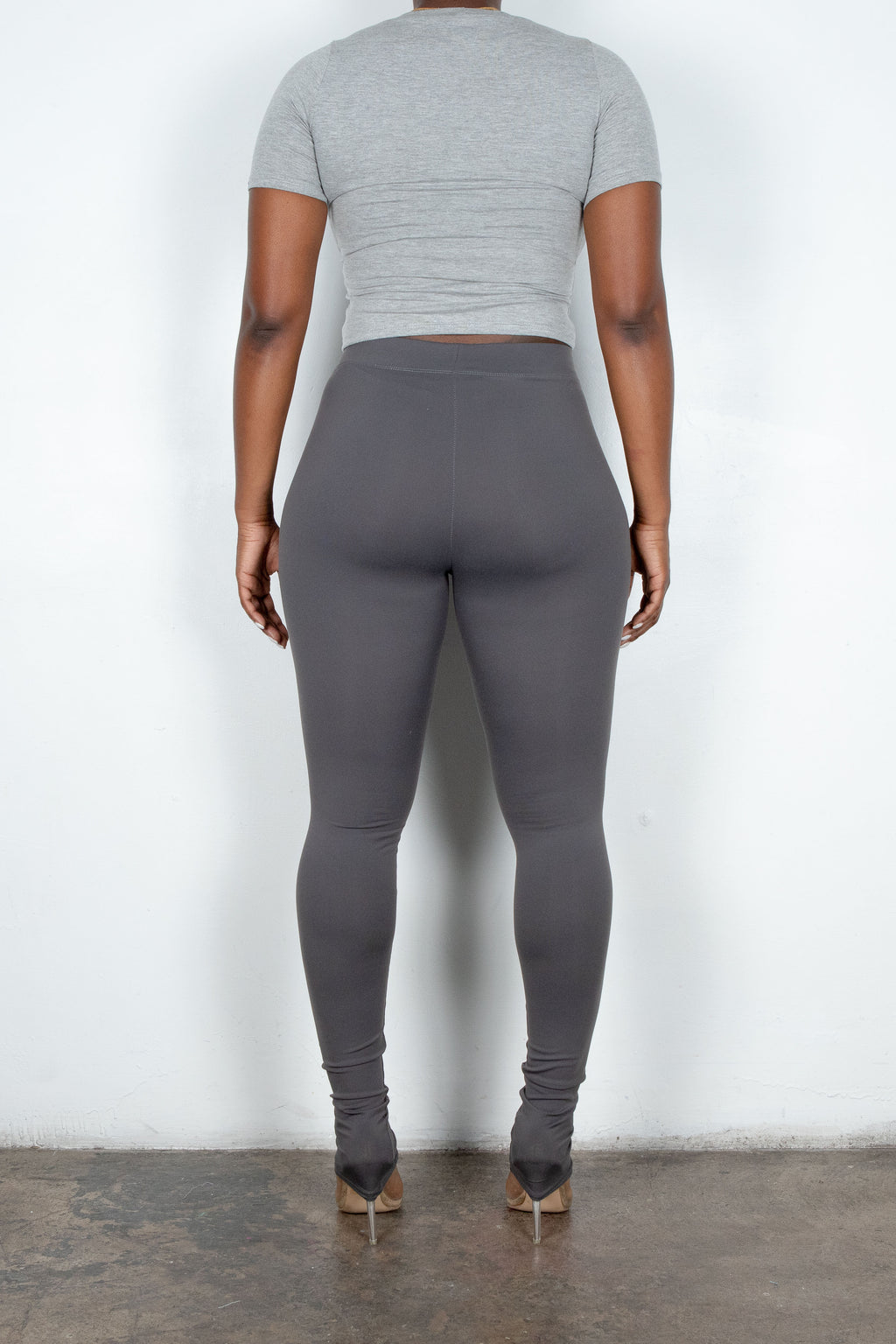 Thea Leggings (Charcoal)