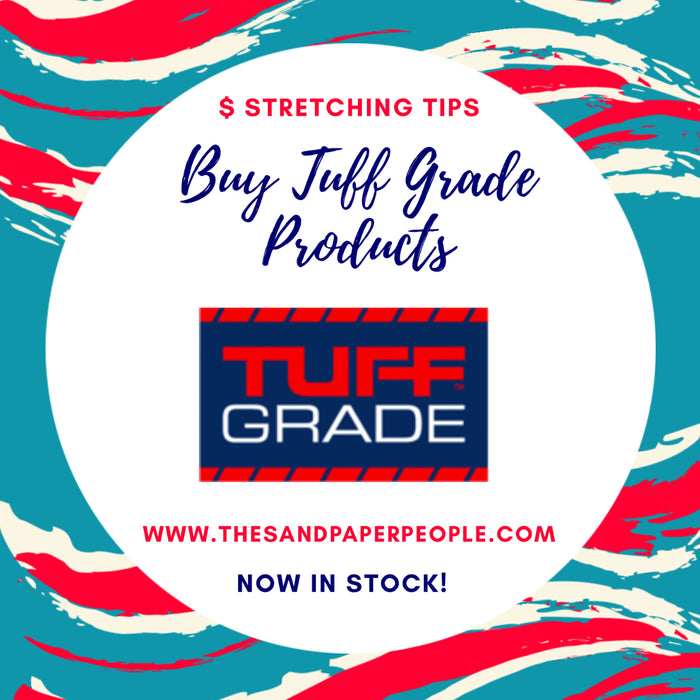 Tuff Grade hits the Canadian Market . . . Safely