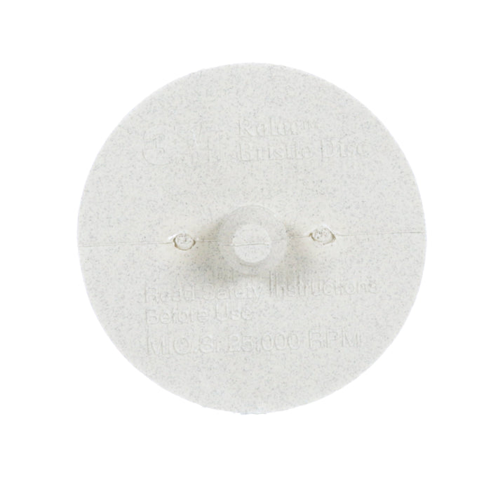 Bristle Discs 3M SB07528 Scotch-Brite Roloc Bristle Disc 07528 2 in 120 White 4 Box