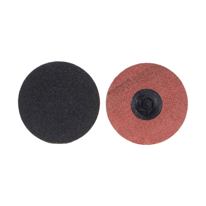 Roloc Discs Merit 62188 3 Inch Quickchange Disc 80 Grit Silicon Carbide Silicon Carbide