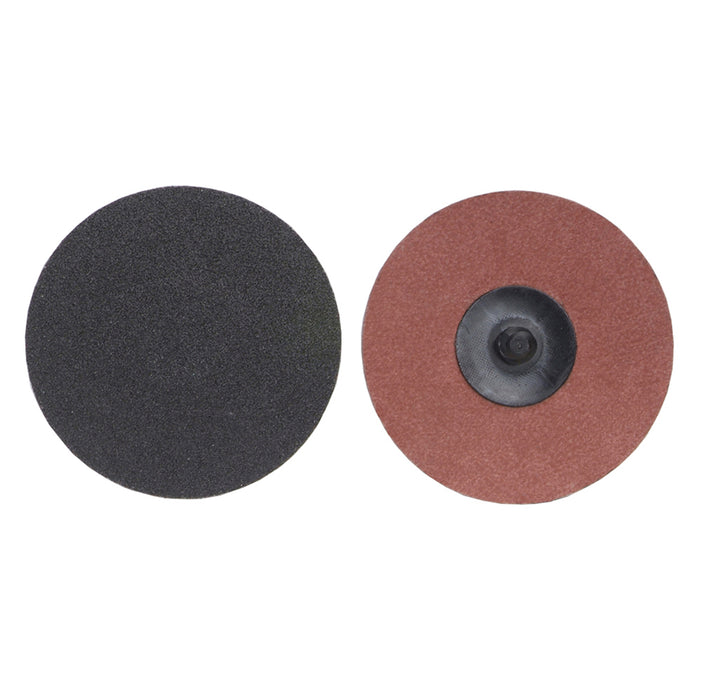 Roloc Discs Merit 64277 3 Inch Quickchange Disc 40 Grit Silicon Carbide Silicon Carbide