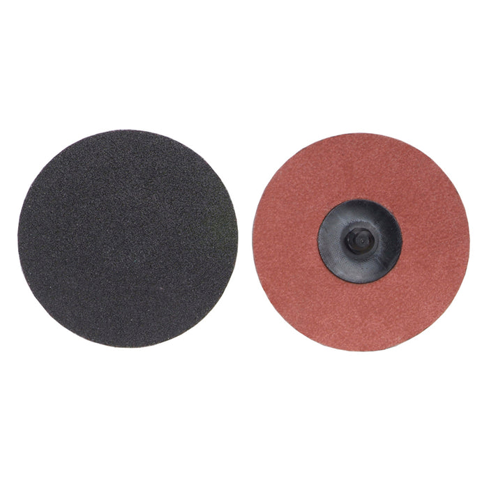 Roloc Discs Merit 64850 3 Inch Quickchange Disc 60 Grit Silicon Carbide Silicon Carbide