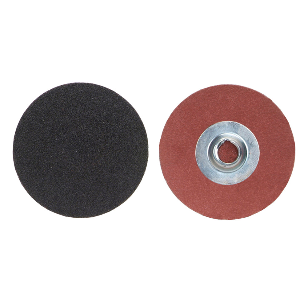 Roloc Discs Merit 65254 2 Inch Quickchange Disc 60 Grit Silicon Carbide Silicon Carbide