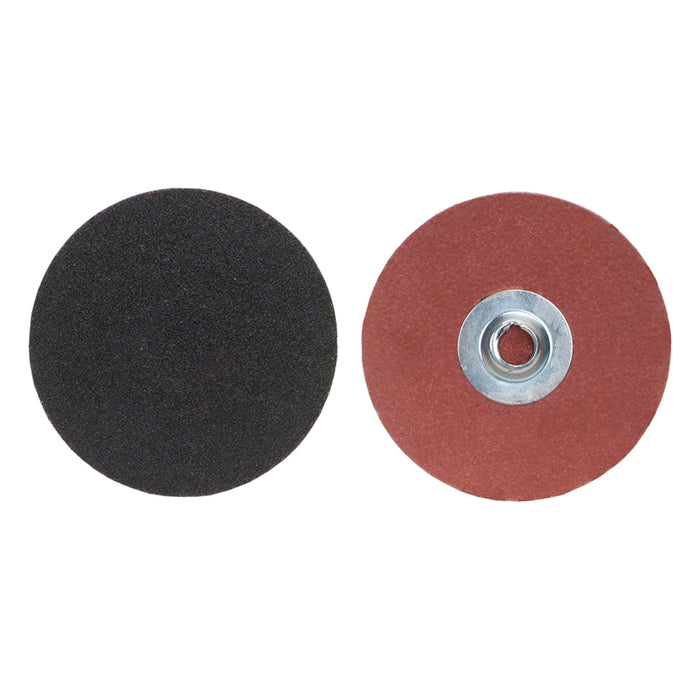 Roloc Discs Merit 65272 3 Inch Quickchange Disc 120 Grit Silicon Carbide Silicon Carbide