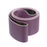 Narrow Belts 3M AM39053 6 Inch X 230 Inch Sanding Belts 970DZ Cubitron Cloth Y Open Ceramic Wet / Dry Purple 40 Grit