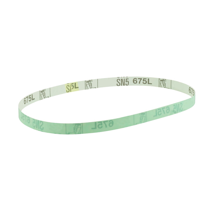 Narrow Belts 3M AM11810 675L 30Mic 2 x 60 in Belt