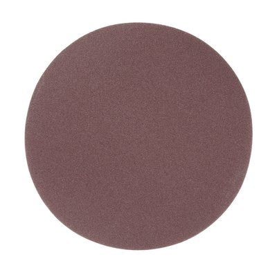 PSA Discs 3M AB50464 6 Inch x Non-Vacuum 202DZ Stikit Discs 220 Grit Brown Aluminum Oxide on Cloth With Adhesive Backing