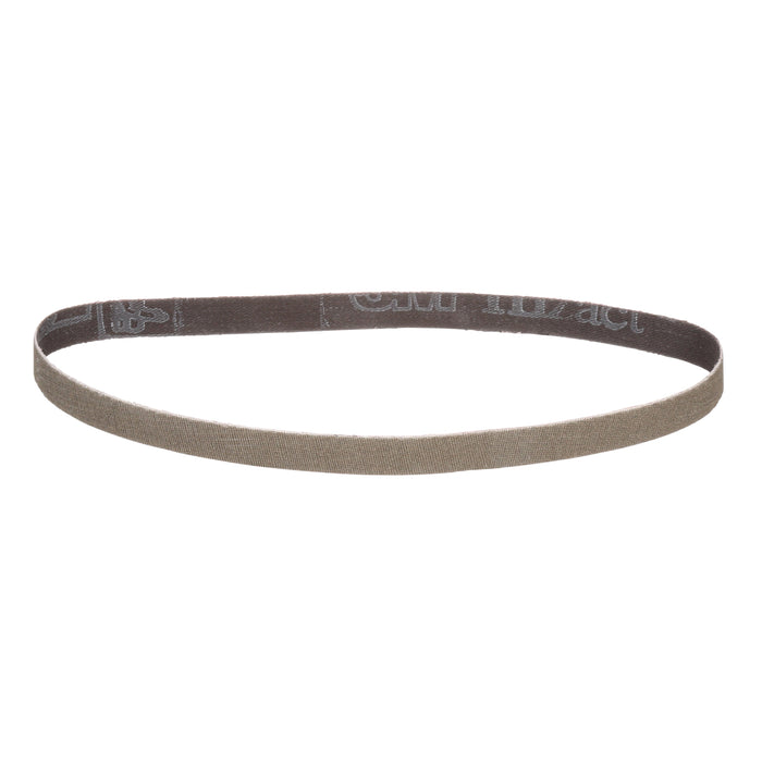 File Belts 3M AM01136 Sanding Belts 237Aa Trizact Cloth x Open Aluminum Oxide Gray A80 1/2x18