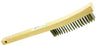 Hand Brushes JET 4 LH-SS 4 Row Long Handle Stainless Steel