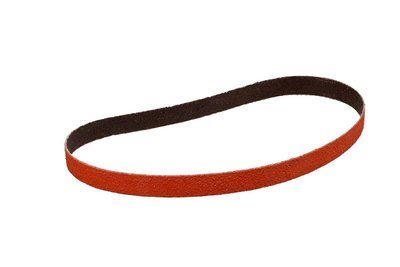 File Belts 3M AB55064 3/4 Inch x 18 Inch Belt 36+ Grit 984F Ceramic Alumina YF Polyester Flexible Backing