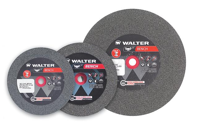 Type 01 Straight Wheels Walter 12E344 6X1X1 36 Grinding Bench Grinding Wheel