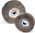 Centre Hole Mount Sait 72025 6 Inch X 1-1/2 Inch X 1 Inch 60 Grit Centre Hole Mounted Flap Wheel