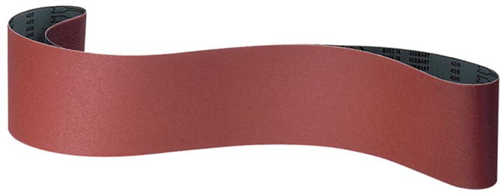 Pump Sleeves Klingspor 302671 3-1/2 Inch x 15-1/2 Inch Sanding Belt 50 grit CS310X Aluminum Oxide X Heavy Cotton Backing