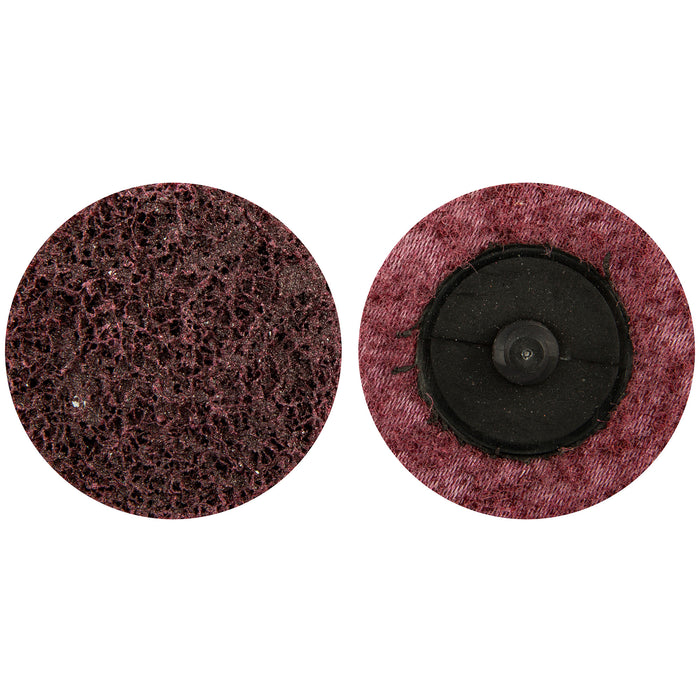 54465 Surface Prep Discs Quick-Change Aluminum Oxide Type 3 Medium 2 Carborundum 05539554465