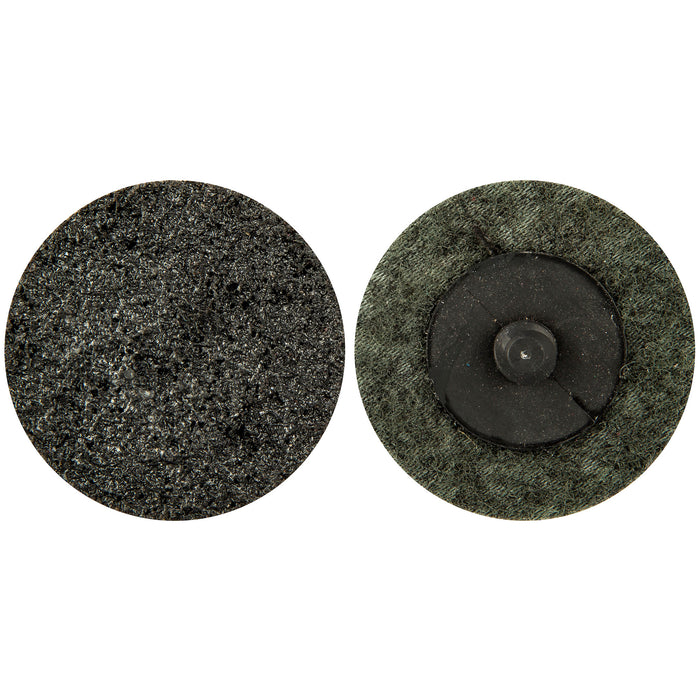 54525 Surface Prep Discs Quick-Change Aluminum Oxide Type 3 Extra Coarse 3 Carborundum 05539554525