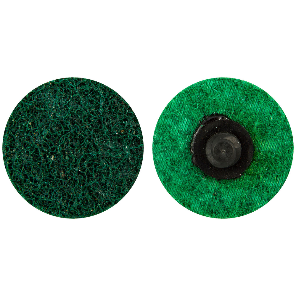 54457 Surface Prep Discs Quick-Change Aluminum Oxide Type 3 Fine 1-1/2 Carborundum 05539554457
