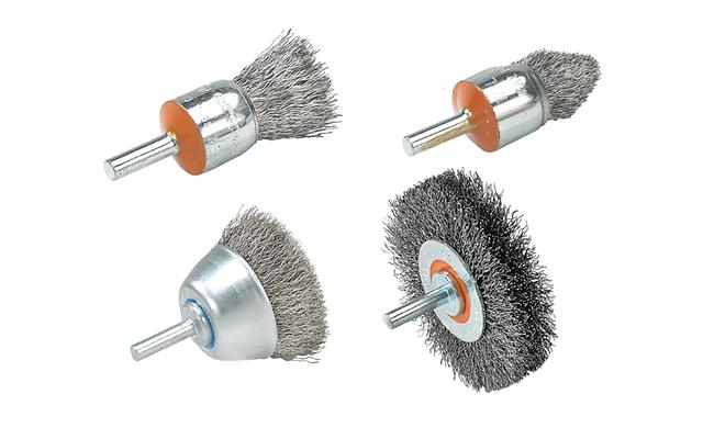 End Brushes Walter 13C008 3/4X.014 Mounted End Brush