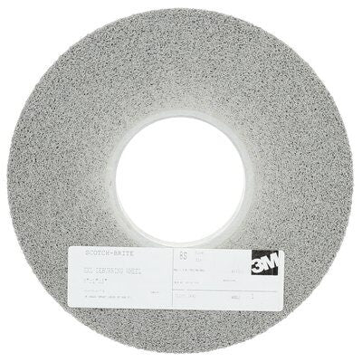 Non-woven Wheels 3M SB09551 Scotch-Brite Exl Deburring Wheel 8 in x 1 in x 3 in 8 Fine