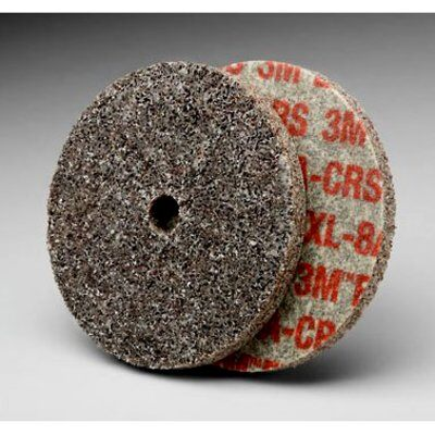 Non-woven Wheels 3M SB13752 Scotch-Brite Exl Unitized Wheel 1 in x 1 in x 3/16 in 8A Coarse