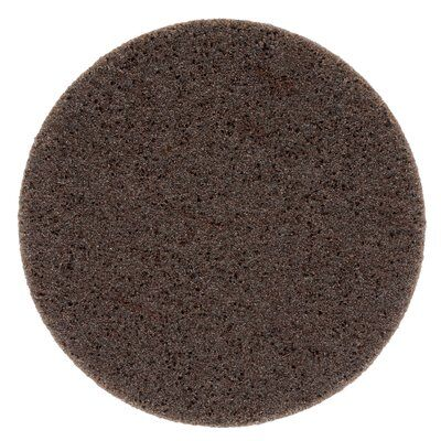 Non-woven Discs 3M SB18080 Scotch-Brite Se Aggressive Surface Conditioning Discs Scrim-Backed A Coarse 5xNo Hole