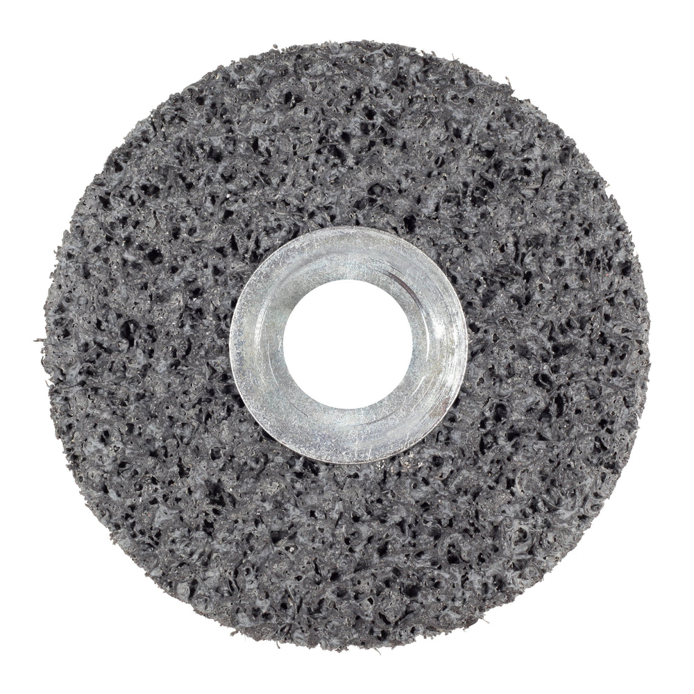 Non-woven Wheels 3M SB26455 Scotch-Brite Clean & Strip Unitized Wheel 7S Extra-Coarse 3 x 1 x 1/8