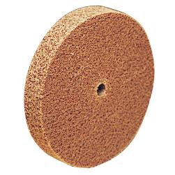 Non-woven Wheels 3M SB00090 Scotch-Brite Cut & Polish Unitized Wheel 3 in x 1/4 in x 1/4 in 7A Coarse