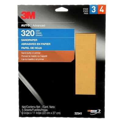 "3M Abrasive Sanding Paper Roll Grit 400A 2-1//2/"" x 11 ft Adhesive-backing"
