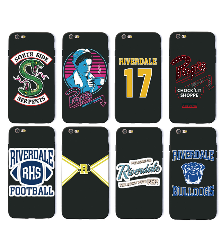 riverdale coque iphone 6