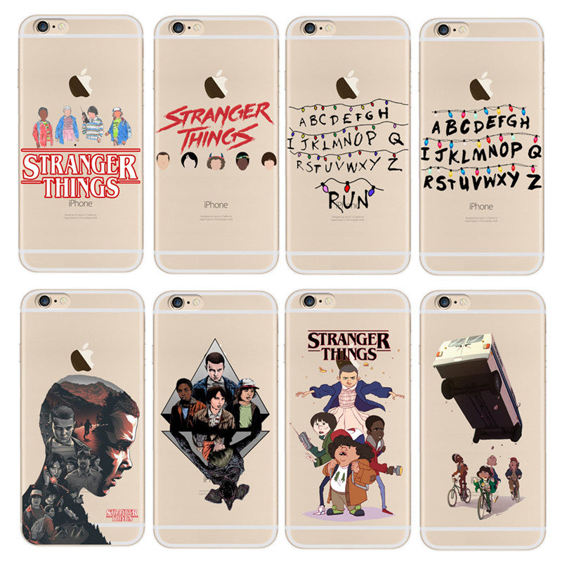 coque stranger things samsung galaxy s6