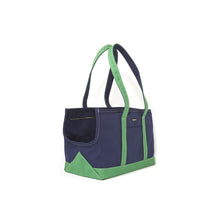 Load image into Gallery viewer, Wagwear Boat Canvas Zipper Dog Tote - Supreme Paw Supply