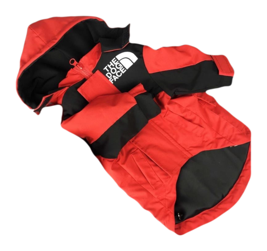 The Dog Face Insulated Dog Jacket - Supreme Paw Supply