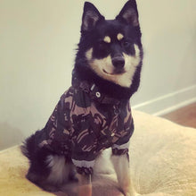 Load image into Gallery viewer, Barking Pup Camouflage Dog Jacket - Supreme Paw Supply
