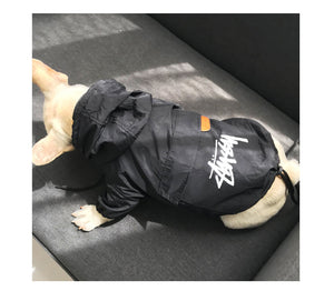 Stussy Dog Windbreaker - Supreme Paw Supply