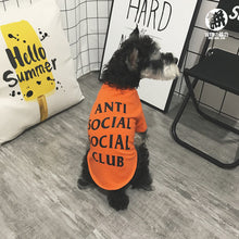 Load image into Gallery viewer, Anti Social Tee - Supreme Paw Supply