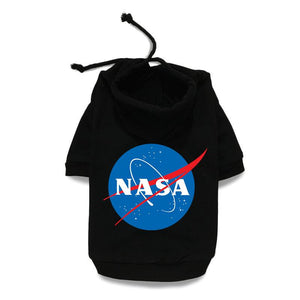 NASA Dog Hoodie - Supreme Paw Supply