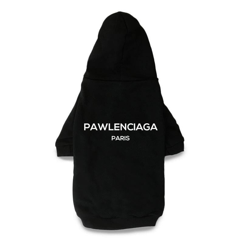 Pawlenciaga Classic Dog Hoodie - Supreme Paw Supply