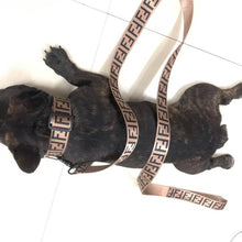 Load image into Gallery viewer, Fur Baby Coffee Collar and Leash Set - Supreme Paw Supply