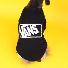 Load image into Gallery viewer, Vans Dog Tee - Supreme Paw Supply