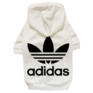 Adidas Classic Dog Hoodies - Supreme Paw Supply