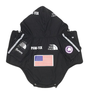 The Dog Face Windbreaker - Supreme Paw Supply