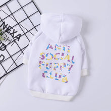 Load image into Gallery viewer, ASPC Multi-Color Dog Hoodie - Supreme Paw Supply