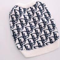 Paw Dior Dog Sweater - Supreme Paw Supply