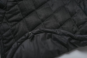 Insulated Dog Face Windbreaker - Black - Supreme Paw Supply