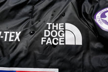 Load image into Gallery viewer, Insulated Dog Face Windbreaker - Black - Supreme Paw Supply