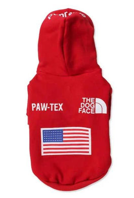 The Dog Face Dog Hoodie