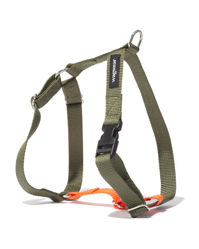 Contrast Nylon Dog Harness - Supreme Paw Supply